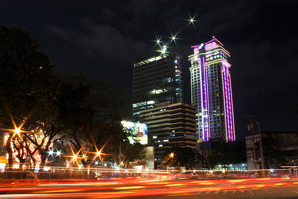 Crown Regency Hotel and Towers in Cebu City