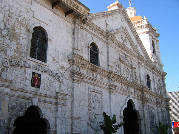 Sto. Nino Basilica in Cebu City