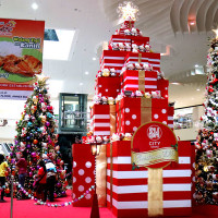 Filipino Christmas: SM City Davao