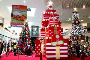 Filipino Christmas: SM City Davao