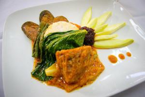 Kare-Kare peanut-beef stew